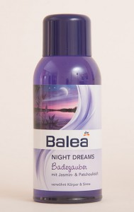 Balea Night Dreams