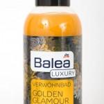 Balea Verwöhnbad Golden Flavor
