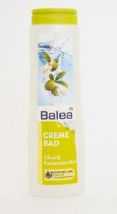 Kastanienmilch Olive Cremebad