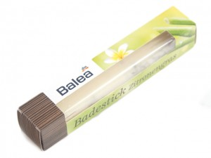 Balea Badestick Zitronengras