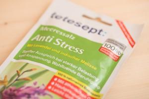 Tetesept - Anti Stress Badesalz