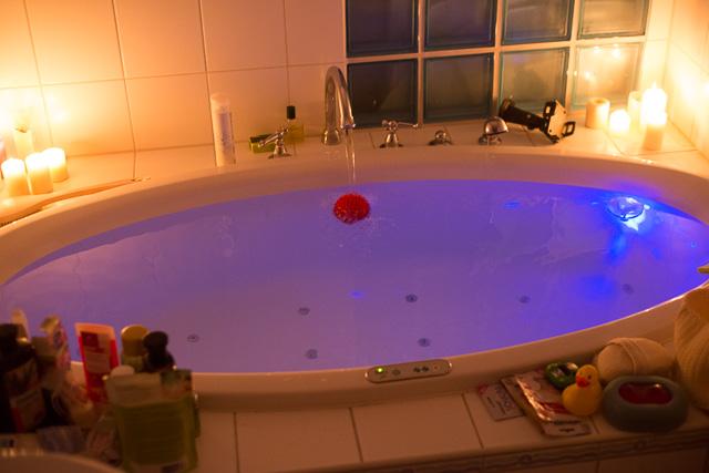 badewannenlicht led - badewannen unterwasserbeleuchtung, Hause ideen
