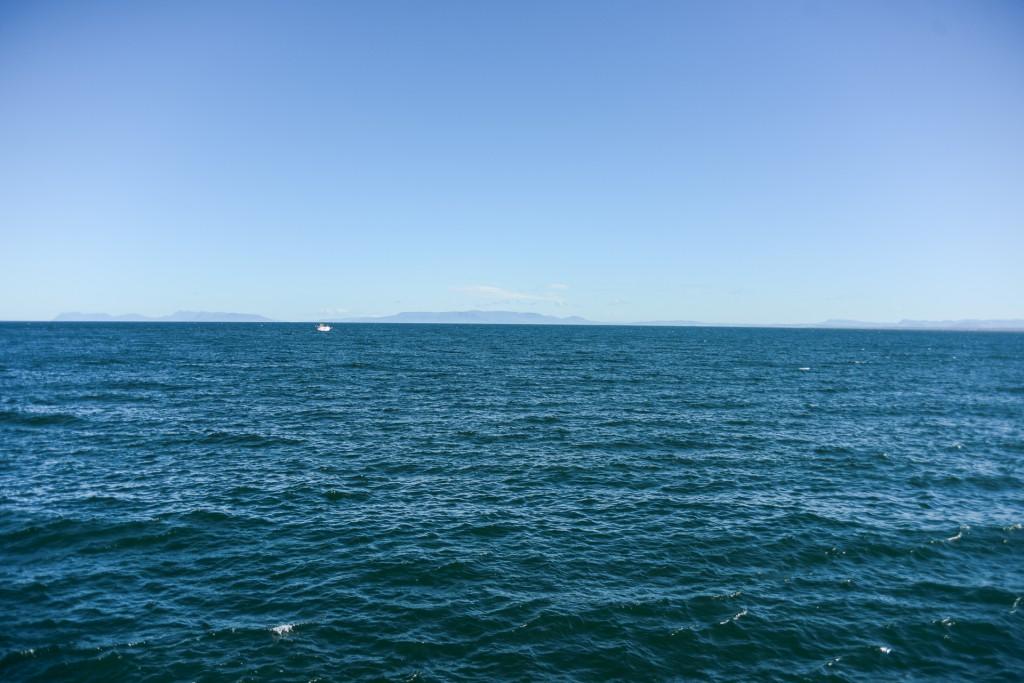 Wasser im Ozean