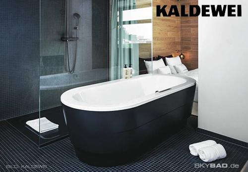 Freistehende Badewanne Skybad