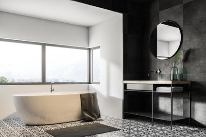 Modernes Badezimmer - Badewannen-Blog